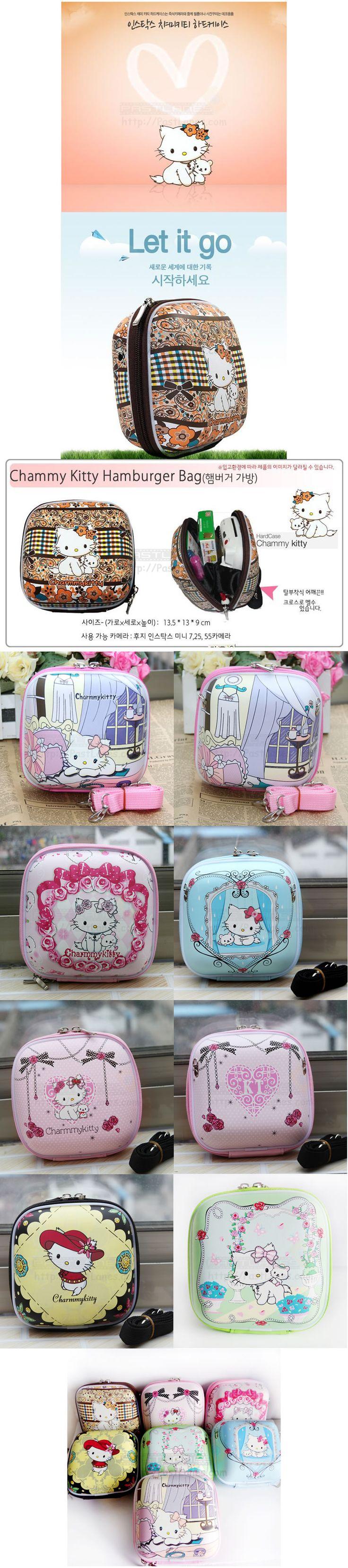 Hello Kitty Hamburger Case For Instax Mini 8, Mini 7S, Mini 25, Mini 50S