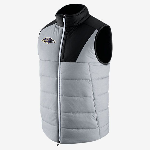 Nike Player (NFL Ravens) Men's Vest