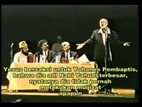 Sheikh Ahmad Deedat - Dialog Dengan Paus (Full) - Indonesia Subtitle