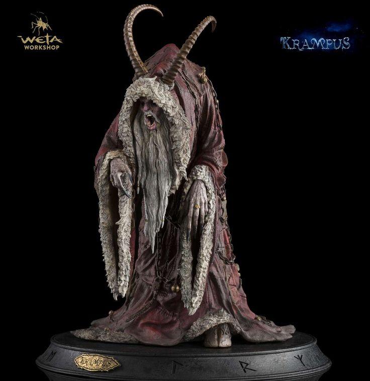 Krampus Movie Statue