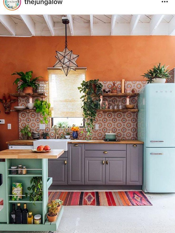Ich liebe die Farben und den Kühlschrank und alles :)