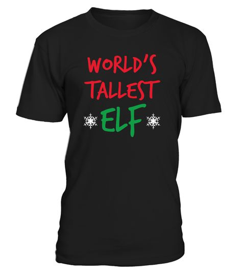 # World's Tallest Elf T Shirt Funny .  World's Tallest Elf T Shirt Funny Christmas Tee Elves ShirtMore Christmas T-Shirt (Click on image below):Default TAGS:gift   for mom, gift for son, Gift for dad, merry christmas and happy new   year, merry christmas, trending, funny t shirts, amazing t shirts,   awesome t shirt, best gift for mom, funny quotes, quotes, life quotes,   custom t shirts, vintage t shirts, tee shirt, cool t shirts, funny t   shirt, friend, mother, father, grandpa, grandma…