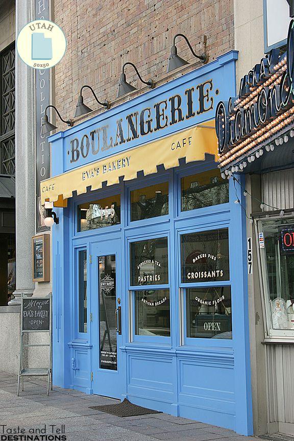 Evas Bakery - Salt Lake City, UT   www.tasteandtellblog.com