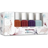 Essie Fall Collection Mini Set