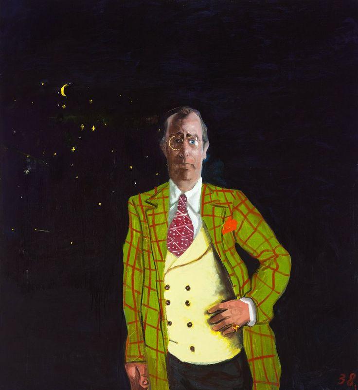 McLean Edwards: Tim Storrier :: Archibald Prize 2010 :: Art Gallery NSW