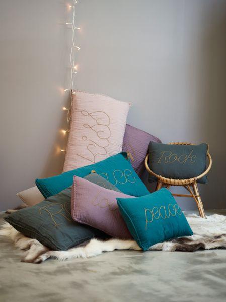 Numéro 74 - Cushions