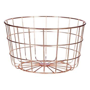 Universal Metal Basket Pink