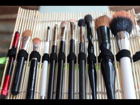 más de 25 ideas únicas sobre estuche para pincel de maquillaje en
