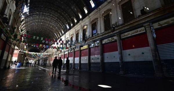 فوضى في أسواق مناطق النظام السوري انهيار الليرة السورية يحرم السكان من الغذاء Street View Street Scenes