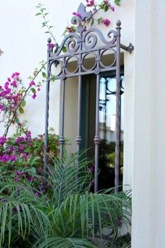 Wrought Iron Window Design Ideas, Pictures, Remodel, and Decor - page 4