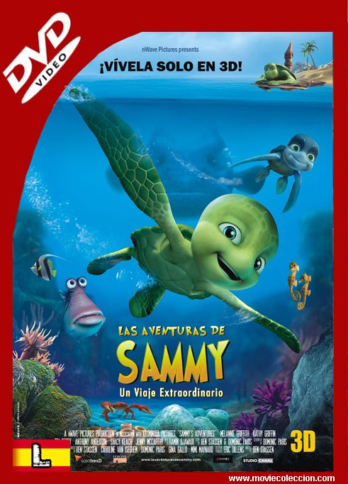 Las Aventuras de Sammy. Saga DVDrip Latino ~ Movie Coleccion