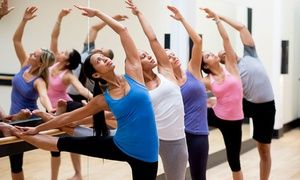 Groupon - Barre, Pilates, or Piyo Classes at Inner You (Up to 67% Off) in Clay Terrace. Groupon deal price: $30