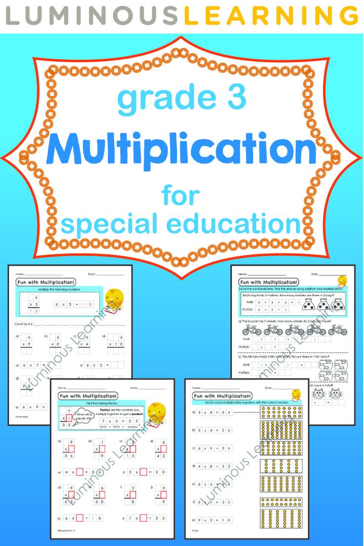 109 best Multiplication images on Pinterest | Teaching math ...