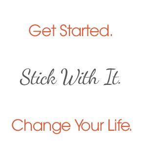 Start Running & Change Your Life.