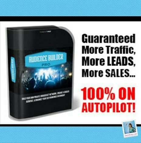 Want More Leads, Sales, More Money On AutoPilot... Guaranteed Traffic, Leads, And Sales... 100% on Autopilot! Brand New Technology Gets 50 Authority Links Per Day to help you get in front of more people to sell more stuff. Go Here http:/donnagain/ABP2 See you on the inside! ➖➖➖➖➖➖➖➖➖➖➖➖➖➖ #marykaycosmetics #advocare24daychallenge #herbalifestyle #avoncosmetics #harbalife24 #pamperedchef #amway #origamiowl #marykayconsultant #avon