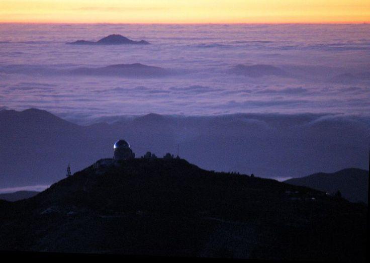 Gemini Telescope in Chile