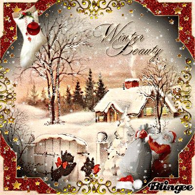 1409 Christmas Animation Gifs Images Pinterest Merry