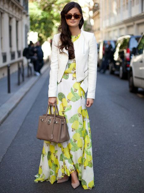 28 best Jackets to wear with a maxi dress images on Pinterest ...