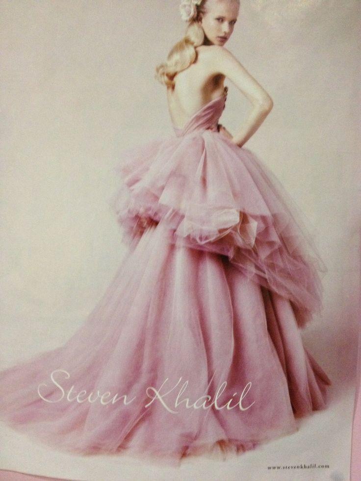 Charmant Steven Khalil Brautkleid Bilder - Brautkleider Ideen ...