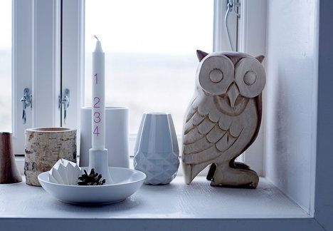Krásná, ručně vyřezávaná dřevěná dekorativní sova v přírodní barvě dřeva. Na výběr máte ze tří typů a velikostí. Cena od 1059 Kč; Bella Rose