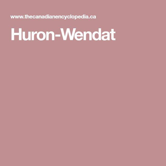 Huron-Wendat