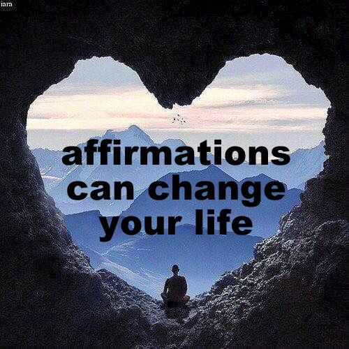 Affirmations: Nine golden rules for using affirmations successfully. - Spiri-apps Apps for spiritual self-help