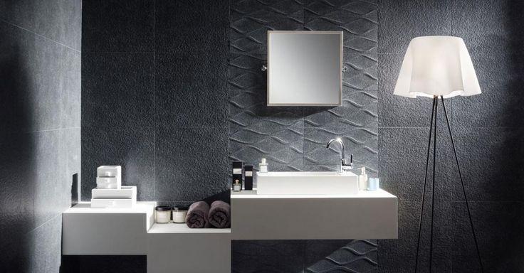 Graniti | Tubądzin #tubadzin #bathroom #decor #home #inspiration
