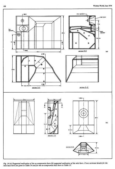 b8a01b8d67c1192600082bb83beb7a36 14 best horn prototyp images on pinterest horns, speakers and Altec Bucket Wiring-Diagram at eliteediting.co