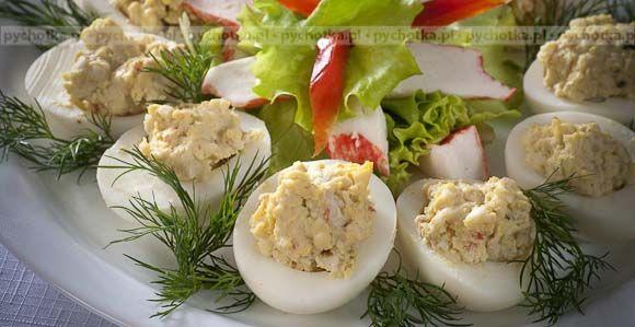 Jajka Z Pieczarkowym Nadzieniem(1)