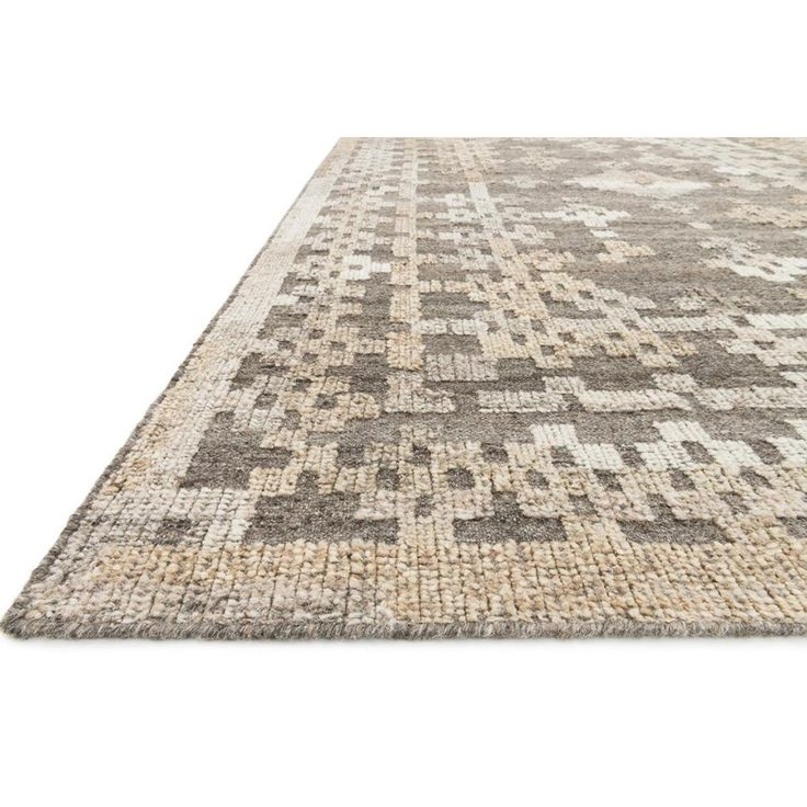 Hand Woven Bordered Pattern Rug 143 best