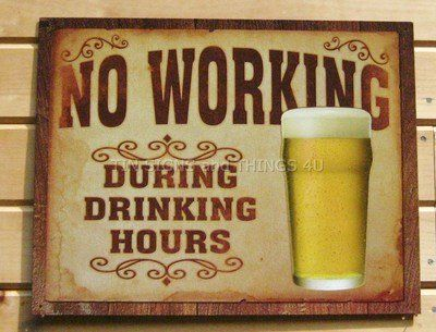 One of the Happy Hour Rules.