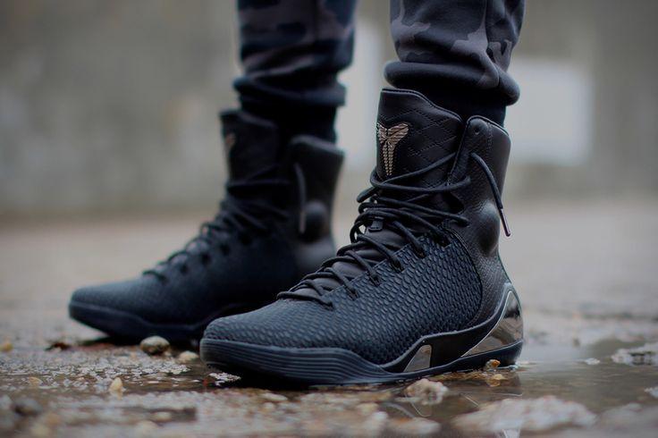 Nike Kobe 9 KRM EXT Black Mamba