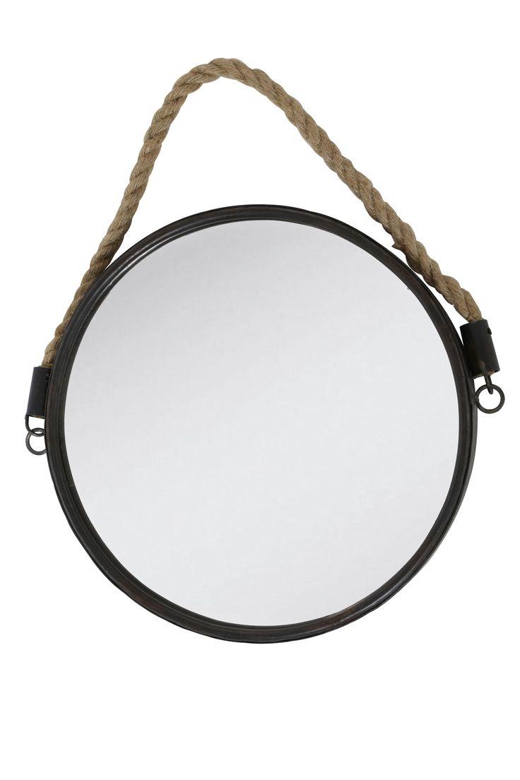 25 beste idee n over touw spiegel op pinterest touw for Ronde spiegel met touw