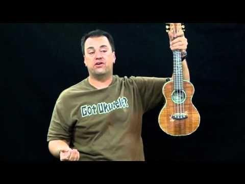 The History of the Hawaiian Ukulele with Master Luthier Joe Souza of Kanile'a Ukulele at Habilitat