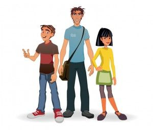 Μία σειρά από ταινίες κινουμένων σχεδίων, οι οποίες απεικονίζουν με μορφή comics αυτοτελείς εκπαιδευτικές ιστορίες, σχετικές με θέματα επιστήμης και τεχνολογίας.