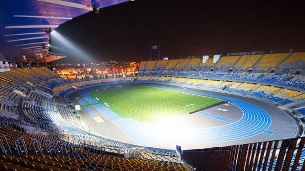 Portada El Estadio De Tanger Para La Supercopa Sin Luz Por Impagos Tánger Luces Estadios