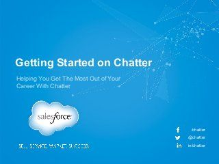 Salesforce Chatter User Guide