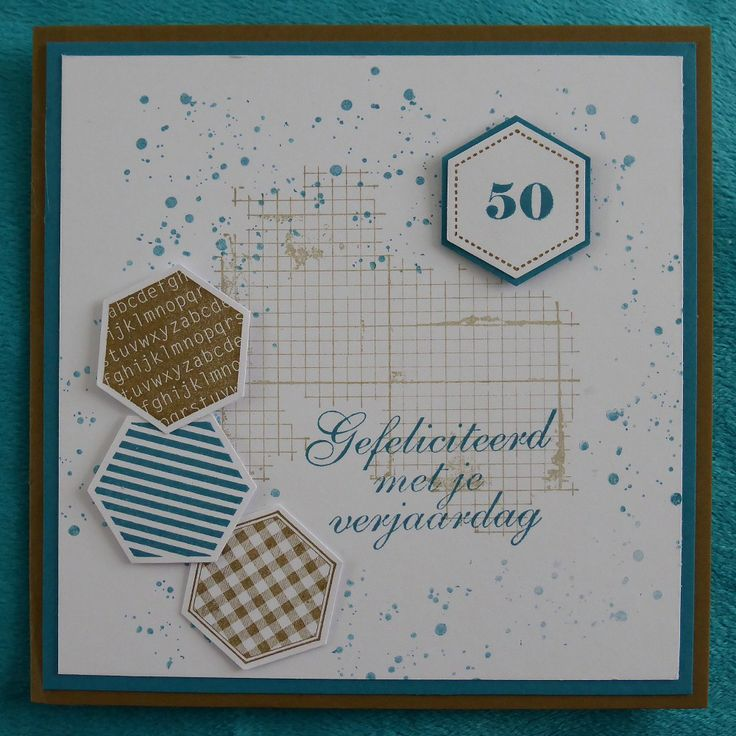 Stampin Up: Off the grid & Six-sided sampler
