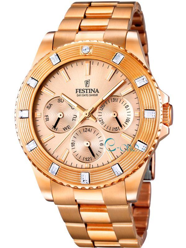 Δείτε όλα τα νέα ρολόγια Festina εδώ: http://www.e-oro.gr/festina-rologia/?&sl=GR