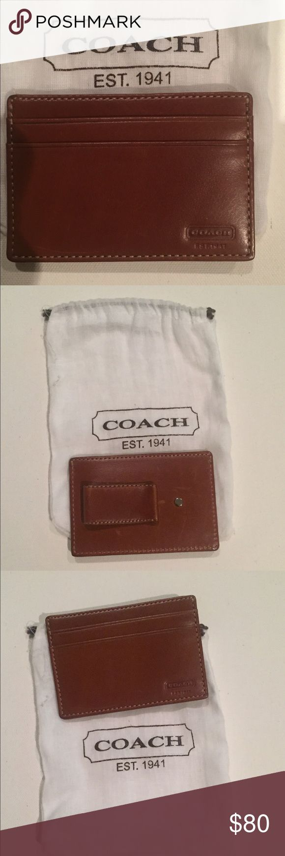 Coach Men's wallet New never used with no tags Coach Bags Wallets
