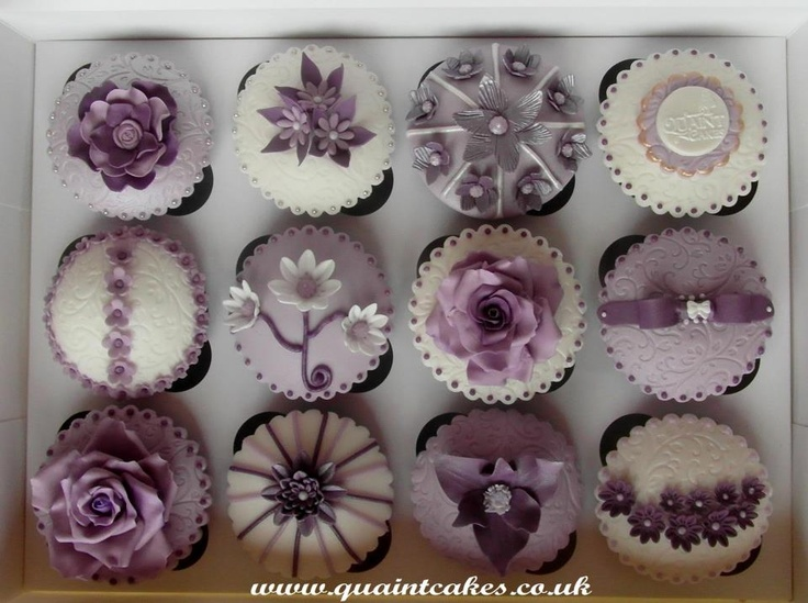Cake Decorating Classes Mesa Az : Best 25+ Purple cupcakes ideas on Pinterest Flower ...