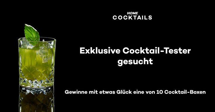 Gewinne mit etwas Glück eine von 10 exklusiven Cocktail-Boxen - https://home-cocktails.springup.io/?view=social&type=test&id=394