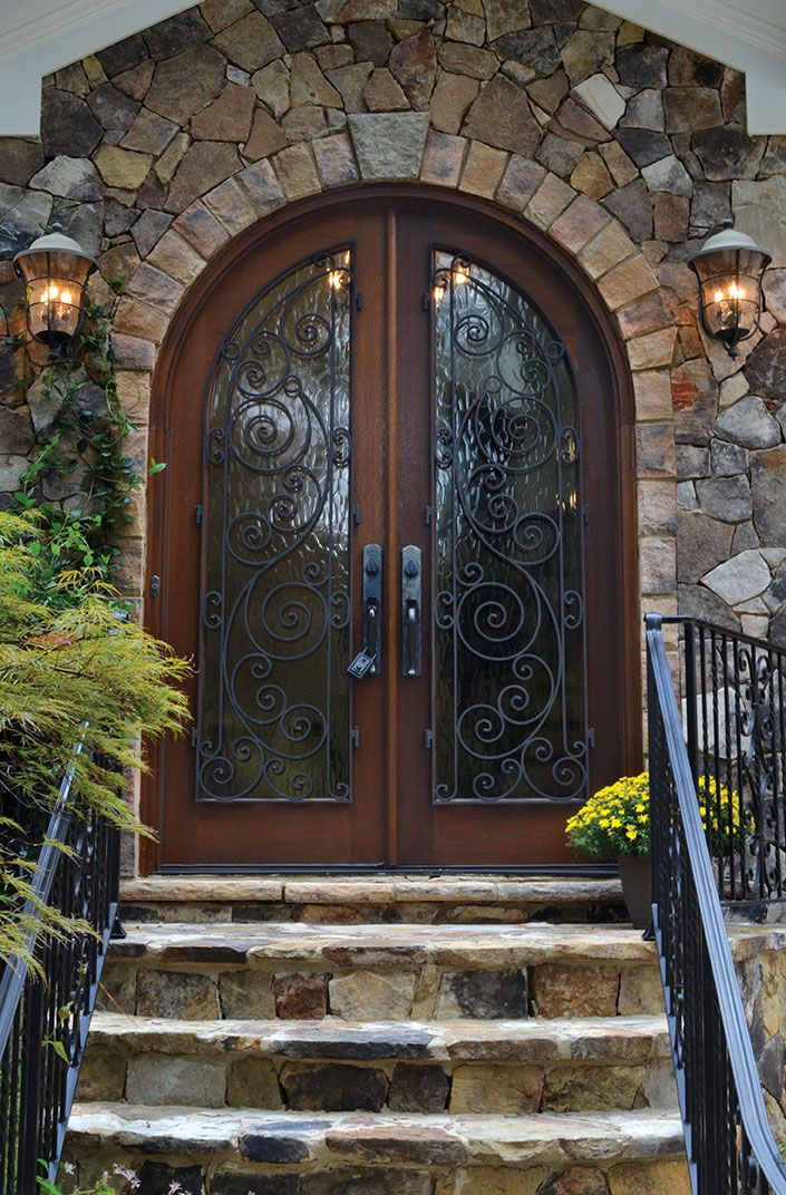 8 Best Images About Half Round Doors On Pinterest