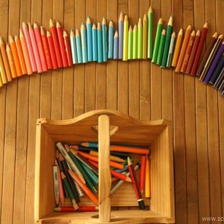 Montessori: 5 alternative alle spolette dei colori