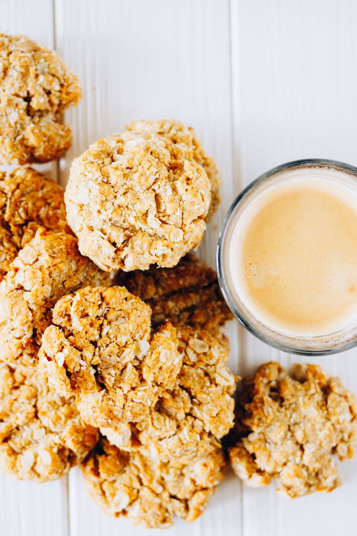 Oaty biscuits. Super easy and healthy snack during the day. Check it now or save to your board.