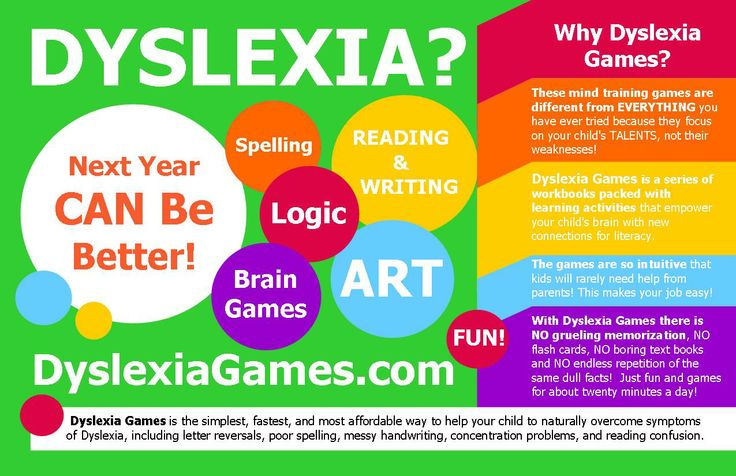Dyslexia Games is a series of workbooks packed with learning activities that empower your child's brain with new abilities and new brain connections for literacy.   The games are so intuitive that kids will rarely need help from parents! This makes your job easy! # Dyslexia Activities