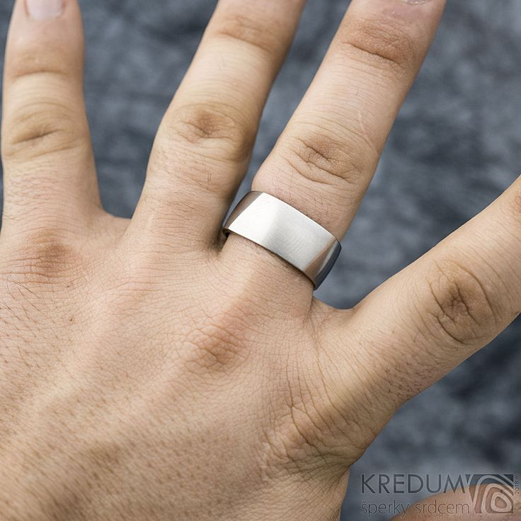 SQUARE Wedding Band, Mens band, Womens band, HANDMADE Stainless steel ring, Mens engagement ring, Womens band, male or female band - Kumali  This hand forged ring is made of anti-allergic stainless steel. This ring is suitable for solo wear as well as an engagement or wedding ring for couples. It is robust and distinct.