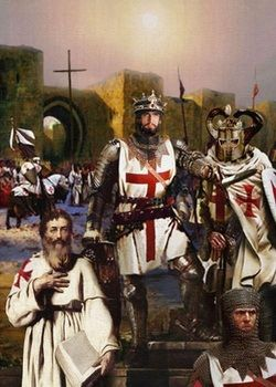 poor knights of the temple of solomon