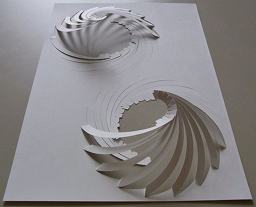 architektur design formen papier - photo #4