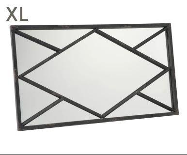 "Lustro dekoracyjne ""Diamond"", 82 x 3 x 46 cm"
